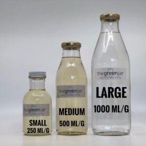 Pre-bottled
